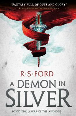 A Demon in Silver (War of the Archons 1) Cover Image