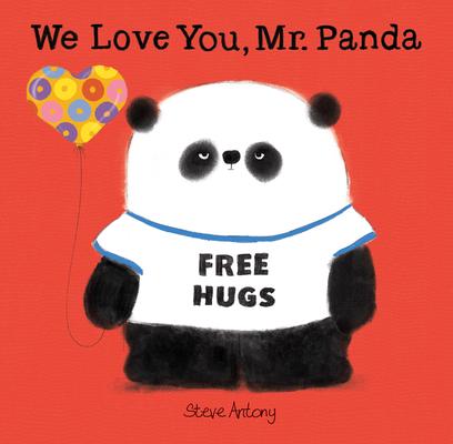 We Love You, Mr. Panda Cover Image