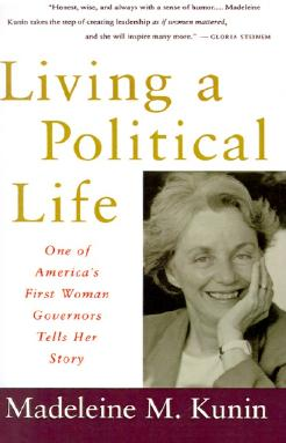 Living a Political Life Cover