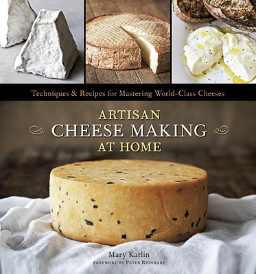 artisan cheese making cover