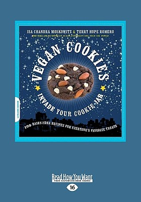 Vegan Cookies Invade Your Cookie Jar Cover