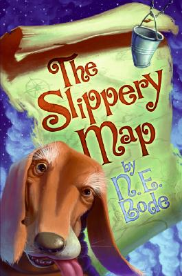 The Slippery Map Cover