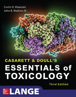 Casarett & Doull's Essentials of Toxicology, Third Edition (Lange) Cover Image