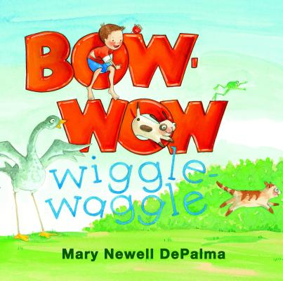 Bow-Wow Wiggle-Waggle Cover