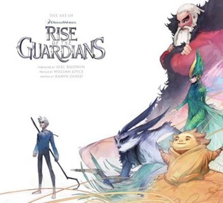 The Art of Rise of the Guardians Cover Image