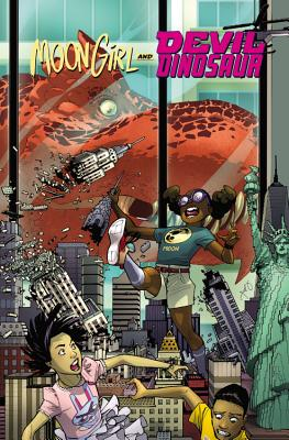 Moon Girl and Devil Dinosaur Vol. 2: Cosmic Cooties Cover Image