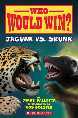 Jaguar vs. Skunk (Who Would Win?) Cover Image