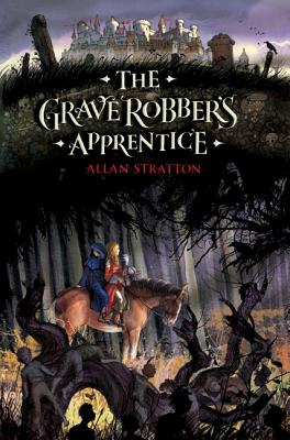 The Grave Robber's Apprentice Cover Image