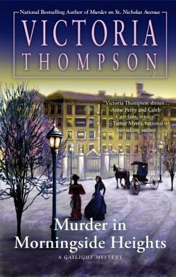 Murder in Morningside Heights Cover