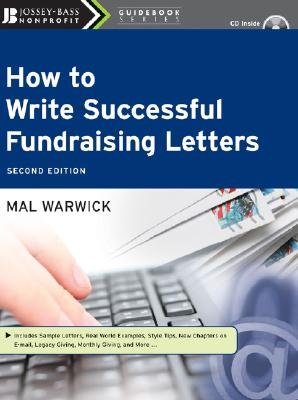How to Write Successful Fundraising Letters (w/CD)  Cover Image