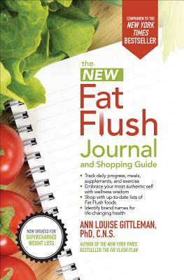 Cover for The New Fat Flush Journal and Shopping Guide
