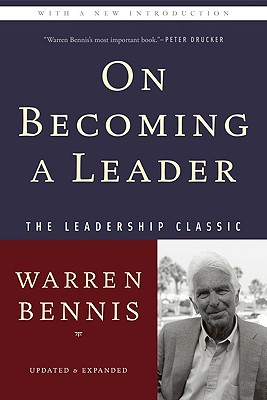 Cover for On Becoming a Leader