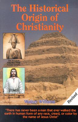 The Historical Origin of Christianity Cover Image