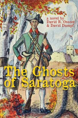 The Ghosts of Saratoga Cover Image