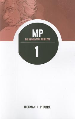 The Manhattan Projects, Volume 1 Cover