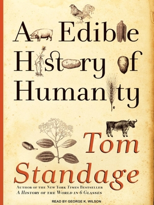 An Edible History of Humanity Cover