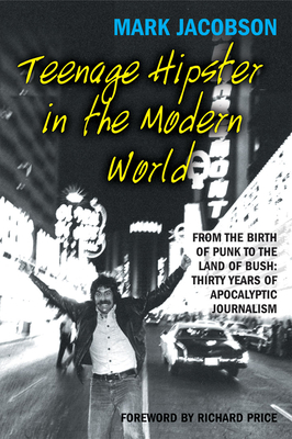 Teenage Hipster in the Modern World Cover