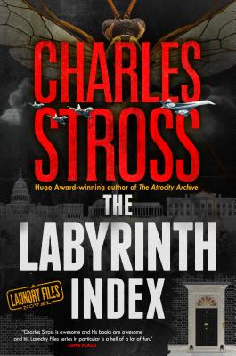 The Labyrinth Index (Laundry Files #9) Cover Image