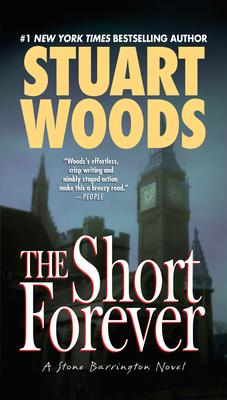 The Short Forever (A Stone Barrington Novel #8) Cover Image