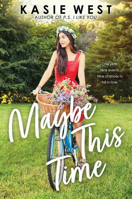 Cover for Maybe This Time