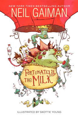 image for Fortunately, the Milk (AUDIO)