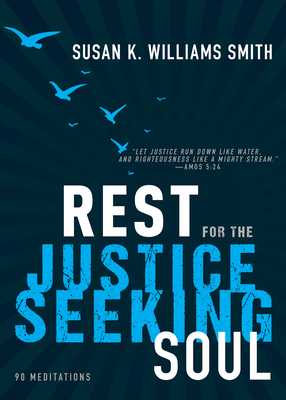 Rest for the Justice-Seeking Soul Cover Image
