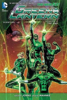 Green Lantern Vol. 3 Cover