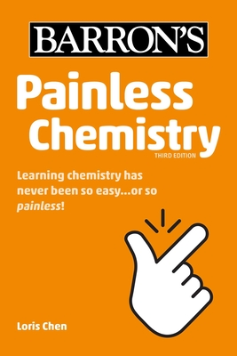 Painless Chemistry (Barron's Painless) Cover Image