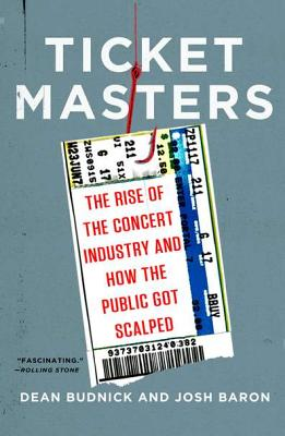 Ticket Masters Cover