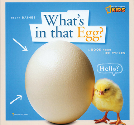 What's in That Egg? Cover