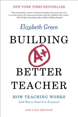 Building a Better Teacher Cover