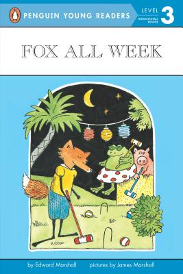 Fox All Week (Penguin Young Readers, Level 3) Cover Image