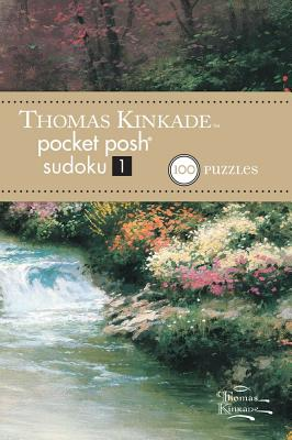 Cover for Thomas Kinkade Pocket Posh Sudoku 1