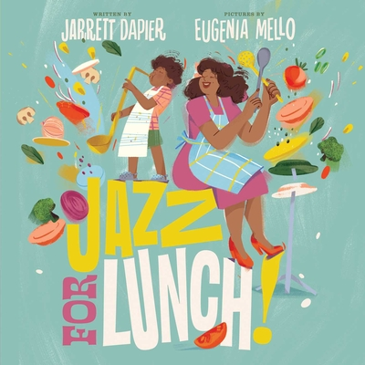 Jazz for Lunch! Cover Image