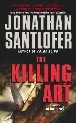 The Killing Art (Kate McKinnon Novels #3) Cover Image
