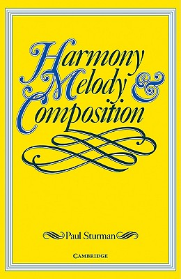 Harmony, Melody and Composition Cover Image