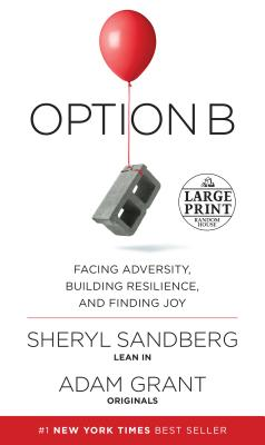 Option B: Facing Adversity, Building Resilience, and Finding Joy cover