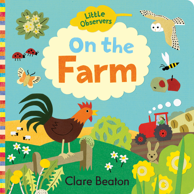 Little Observers: On the Farm Cover Image