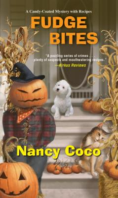 Fudge Bites (A Candy-coated Mystery #7) Cover Image