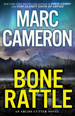 Bone Rattle: A Riveting Novel of Suspense (An Arliss Cutter Novel #3) Cover Image