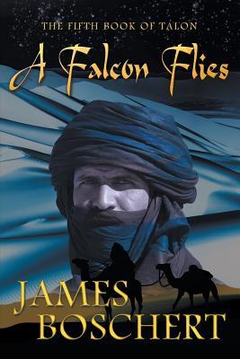 A Falcon Flies Cover Image