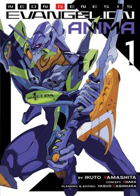 Neon Genesis Evangelion: ANIMA (Light Novel) Vol. 1 Cover Image