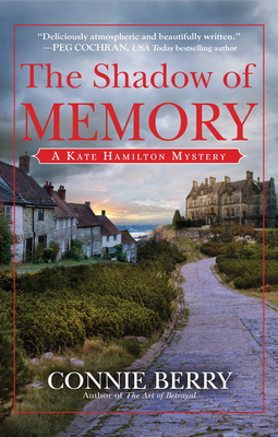 Cover for The Shadow of Memory (A Kate Hamilton Mystery #4)