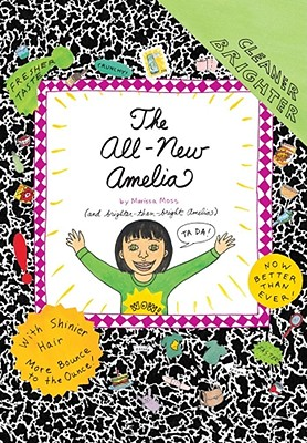 The All-New Amelia Cover