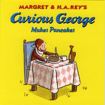 Curious George Makes Pancakes Cover