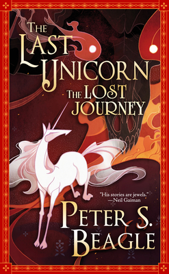 The Last Unicorn the Lost Journey Cover Image