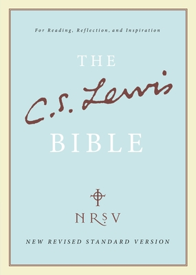 C.S. Lewis Bible-NRSV Cover Image