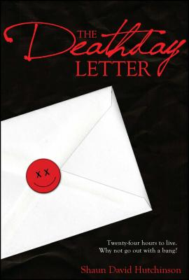 The Deathday Letter Cover