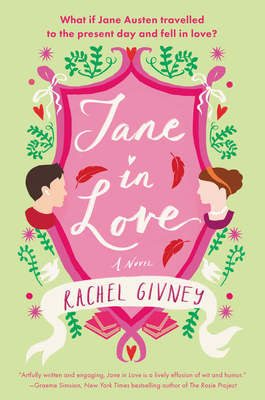 Jane in Love: A Novel Cover Image