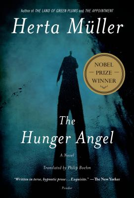 Cover for The Hunger Angel